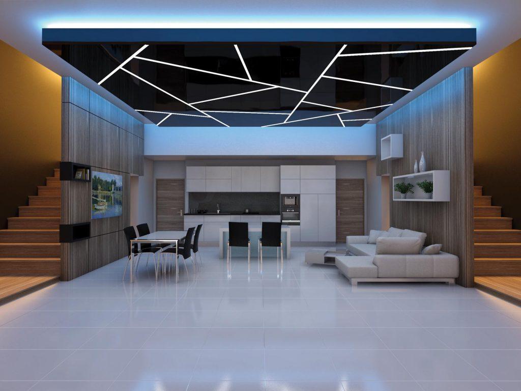keylight2 techo iluminado led